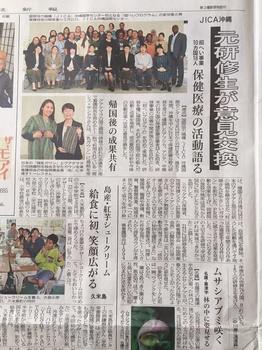 H29.3 琉球新報 サンドラさんの記事.jpg